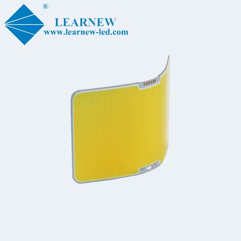 New design 2.5W 20-24V 100mA 110lm/w flexible flip chip COB LED for indoor light