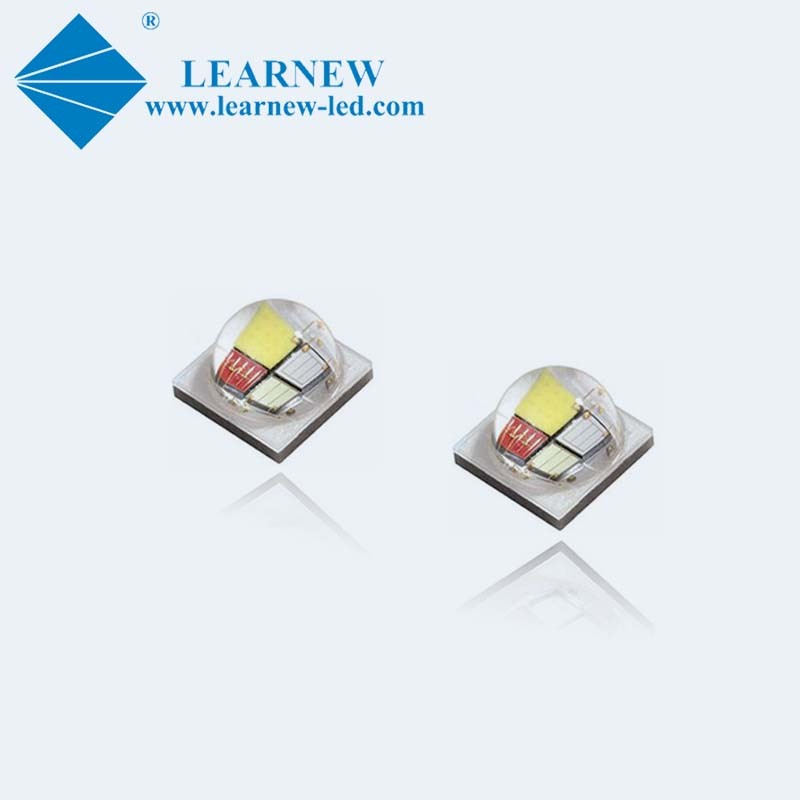High Power 4W 350mA Led red 620-630nm green 520-530nm blue 460-470nm white 3000k/6000k SMD lED 3535